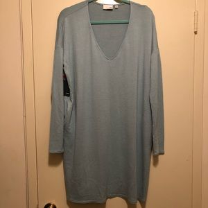 Wilfred Free Large Jersey knit dress